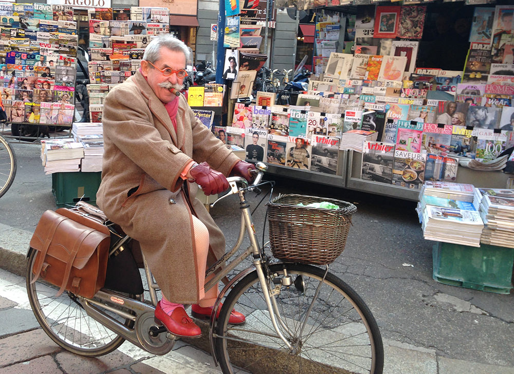 milano cycle chic