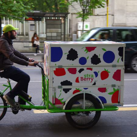 cargo bisiklet lojistik