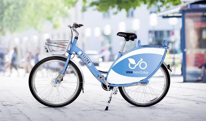 next bike bisiklet paylasim