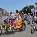 bike party reggio emilia