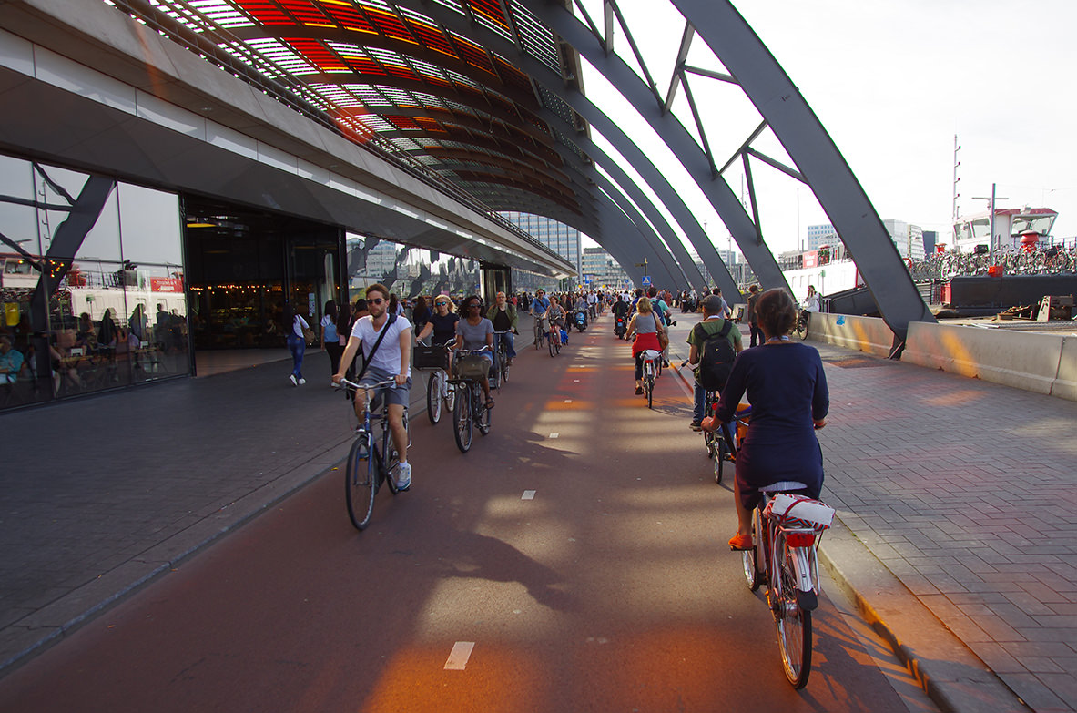 velo-city bikenomics