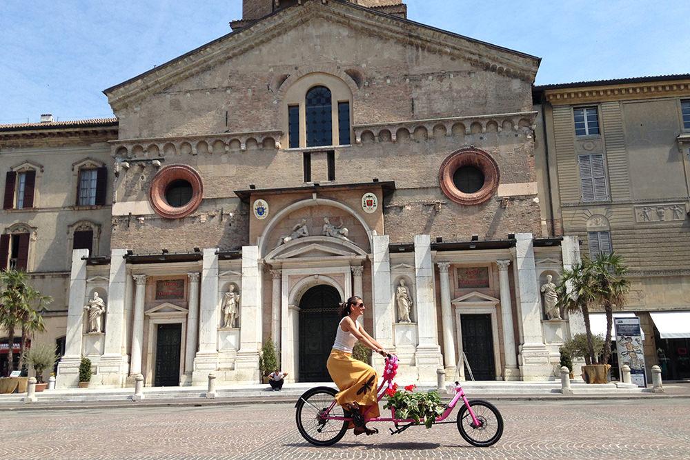 Reggio Emilia Bike Party