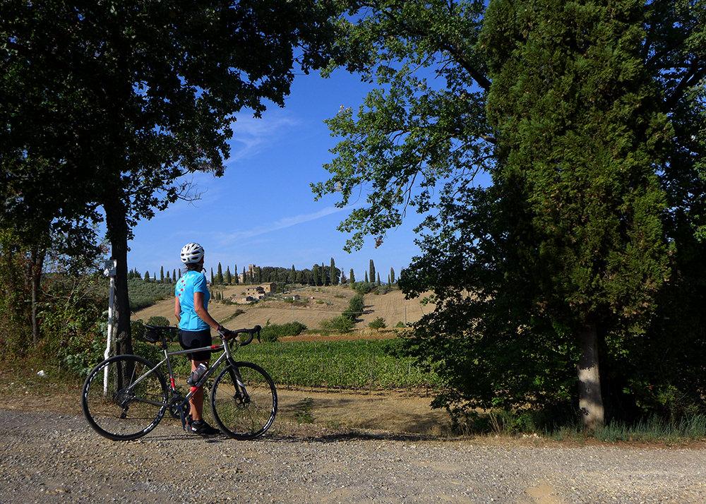 Toskana Bisiklet Rotalari