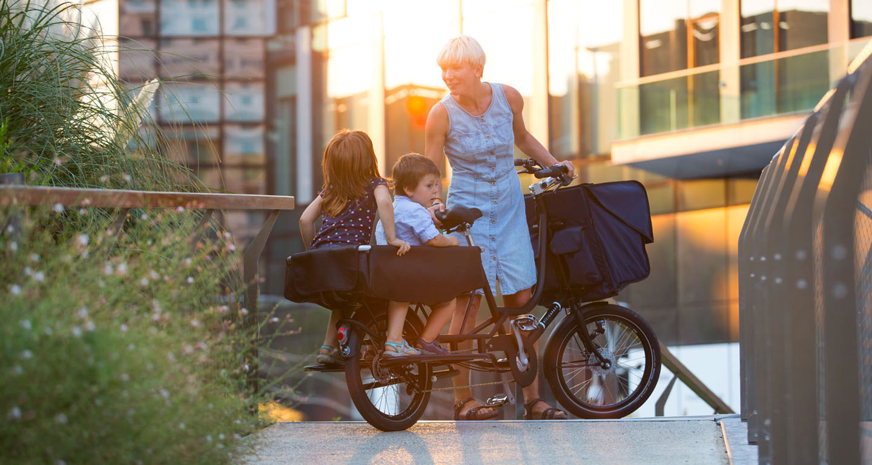 bicicapace cargo bike