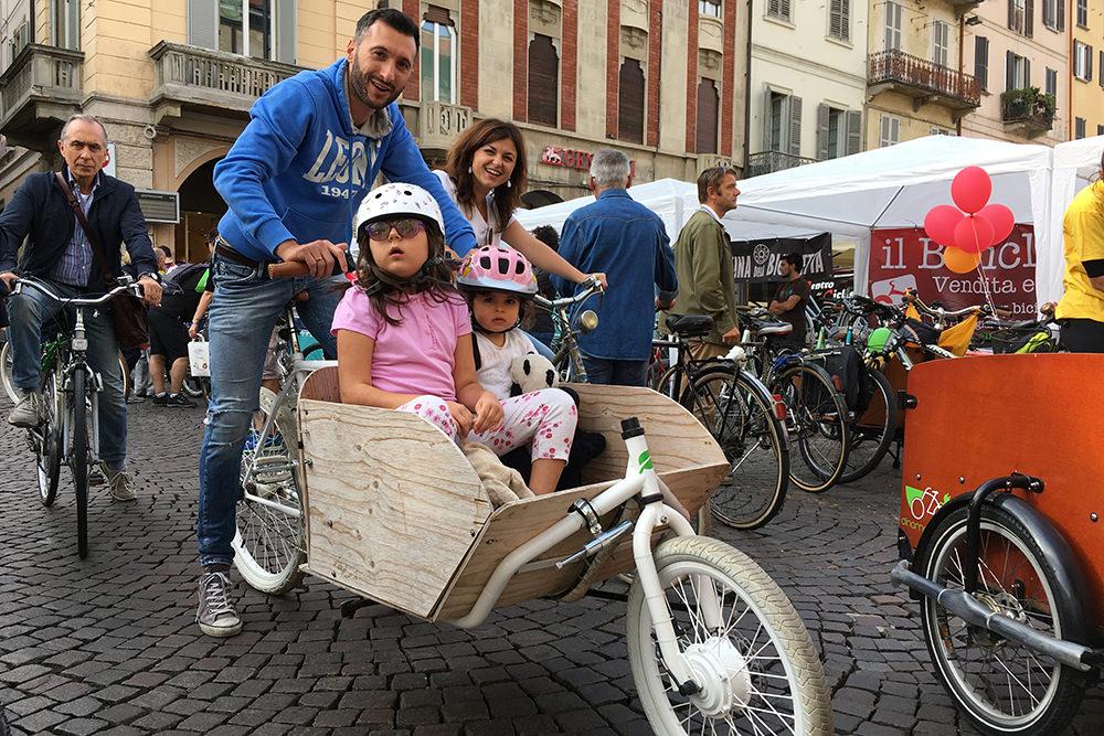 bisiklet festivali aile