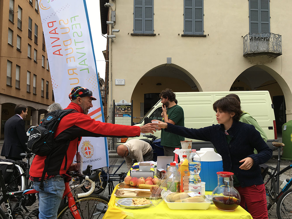 bisiklet festivali bike breakfast