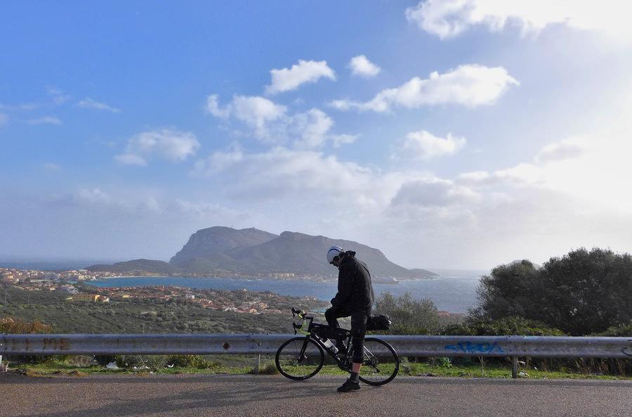 sardinya bisiklet turu gezi