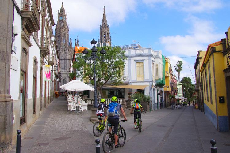 Gran Canaria: Minyatür Kıta