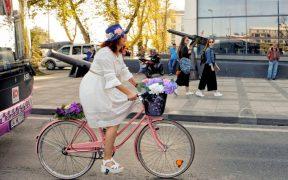 bisikletli ulasim