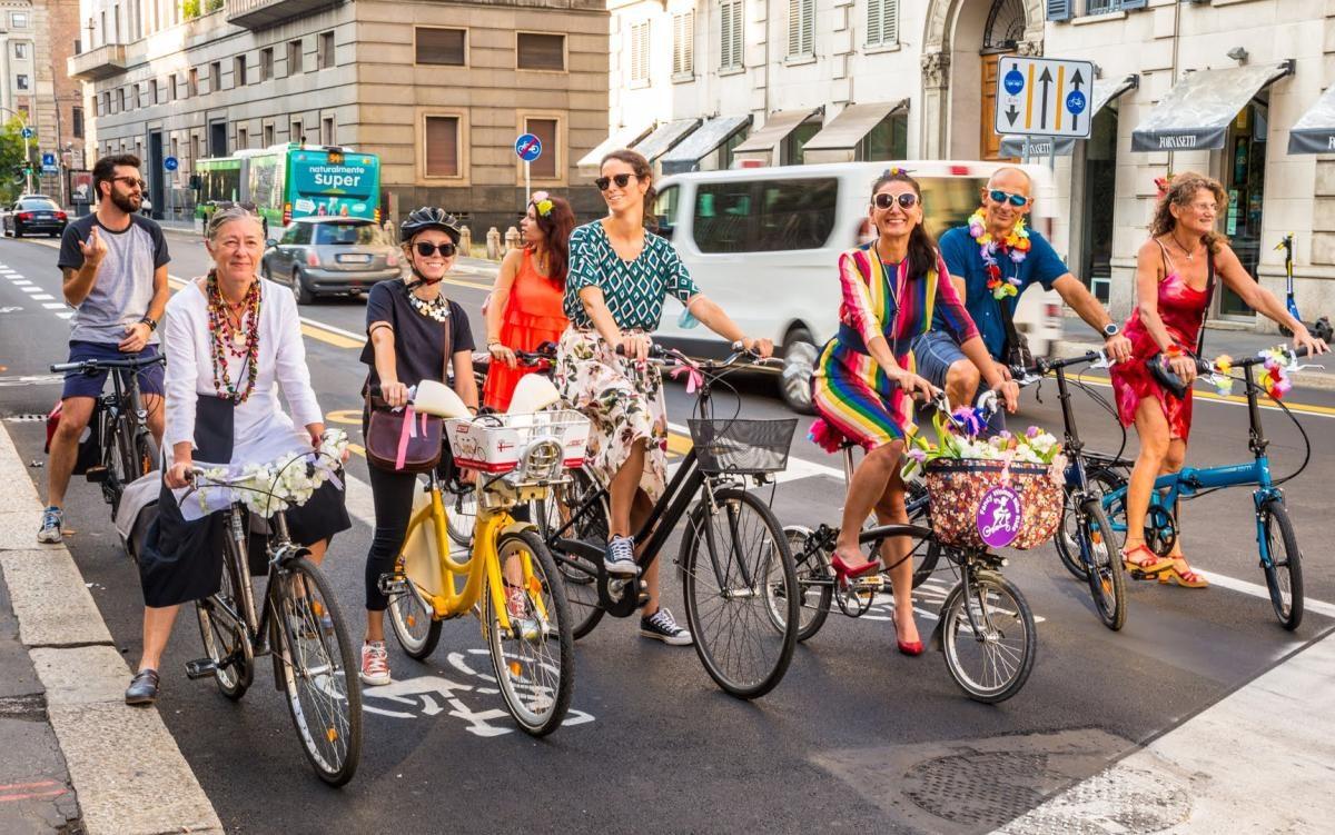 bisiklet sehirleri tasarlamak